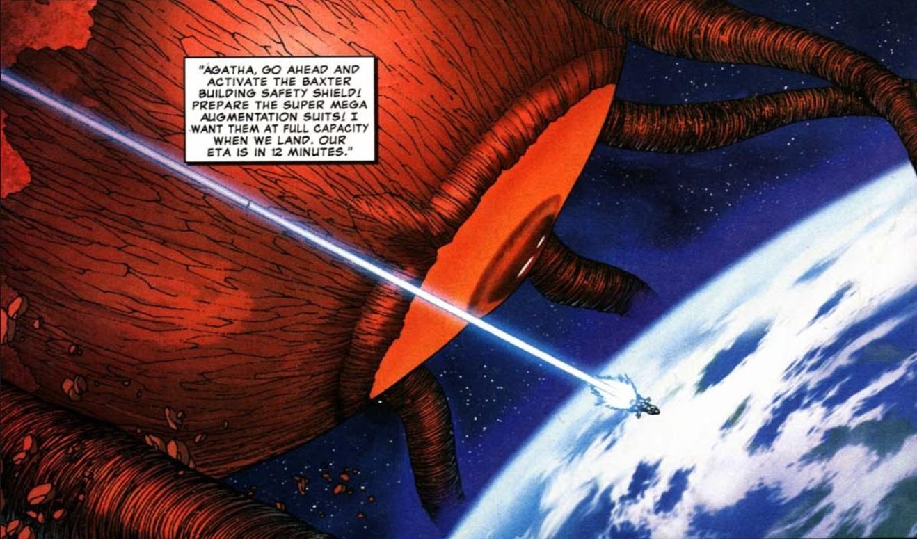 Galactus (Mangaverse)