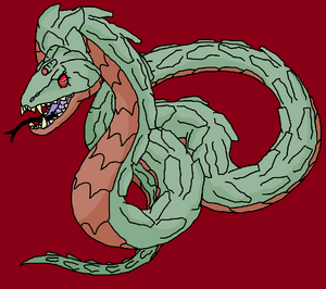 03 K'baa the Serpent