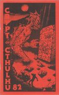 Crypt of Cthulhu November 1992