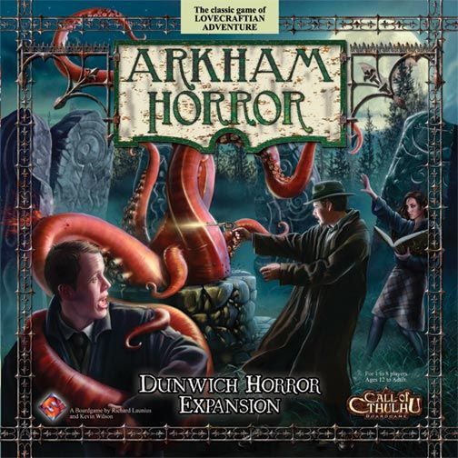 Dunwich Horror Deluxe Expansion