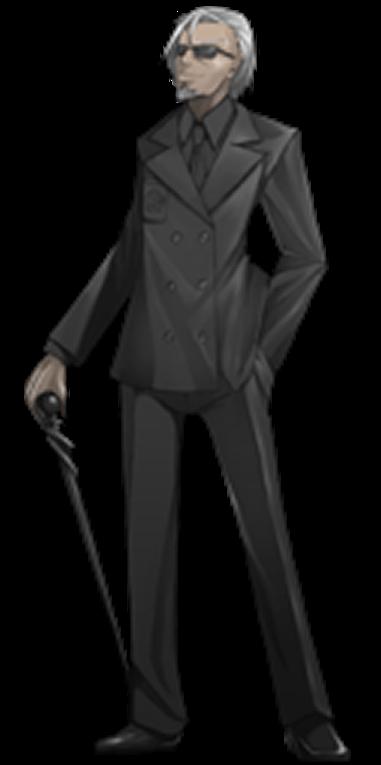 Doctor Ambrose Dexter