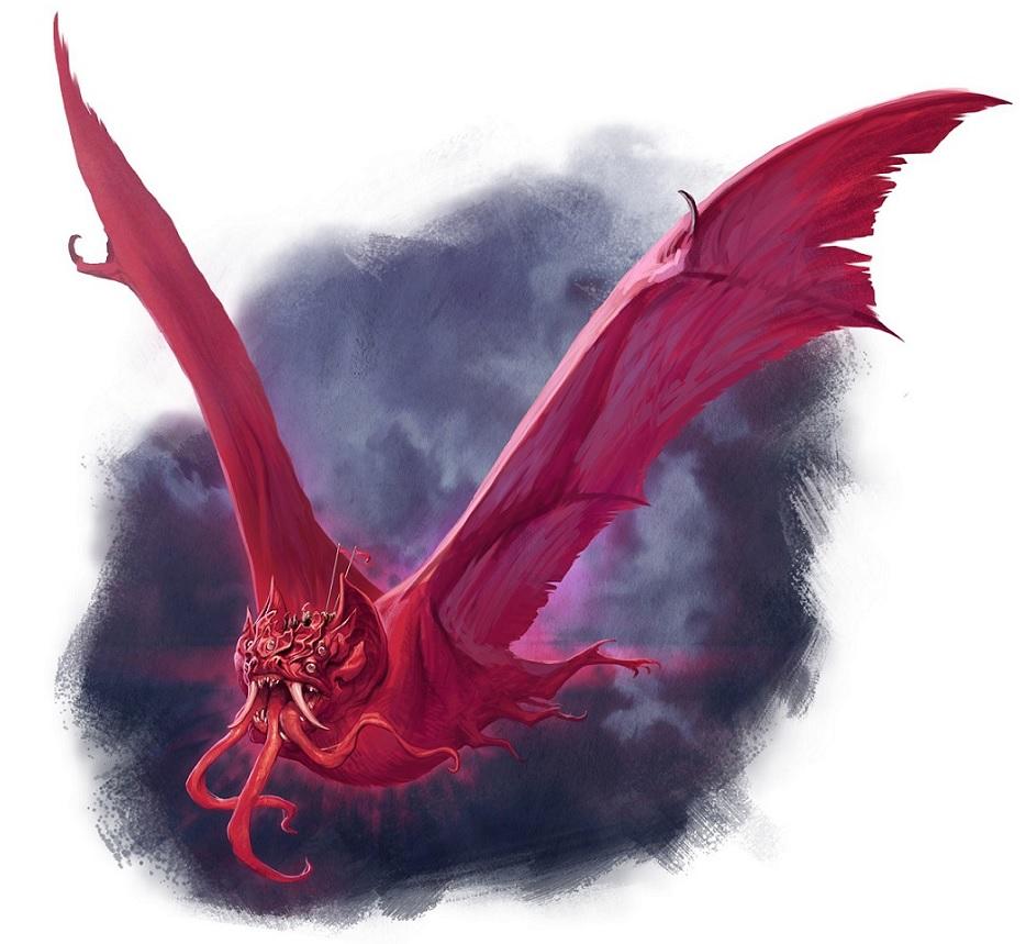 Crimson Bat