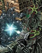 Elder Things & Shoggoth (Avatar Press)