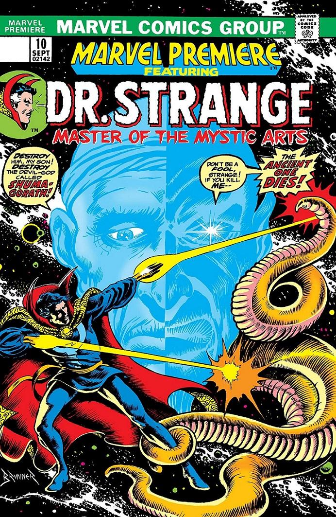 Marvel Premiere (Doctor Strange)