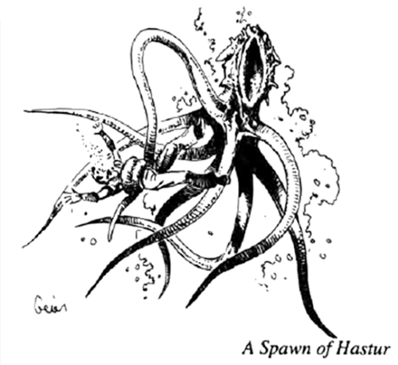 Spawn of Hastur