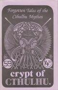 Crypt of Cthulhu September 1988