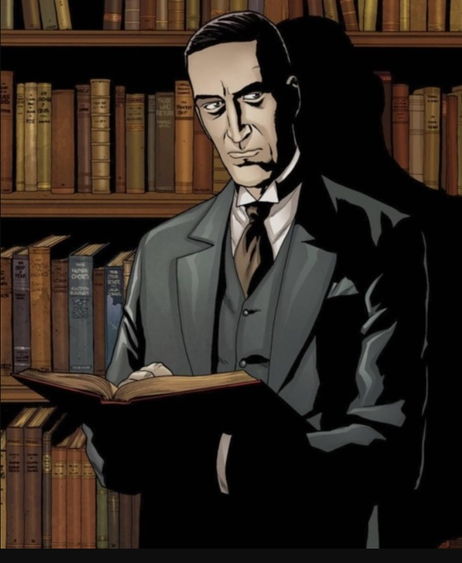 Howard Phillips Lovecraft (fictional)