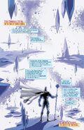 Exo-Space, the Space between Realities (Marvel Comics)