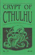 Crypt of Cthulhu November 1991
