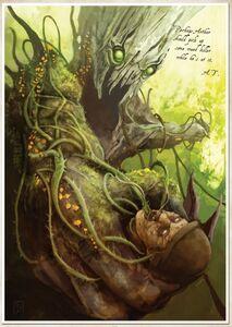 Green God (Modiphius Entertainment Ltd)