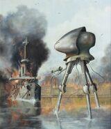 Martian War Machine 2 (Internet)