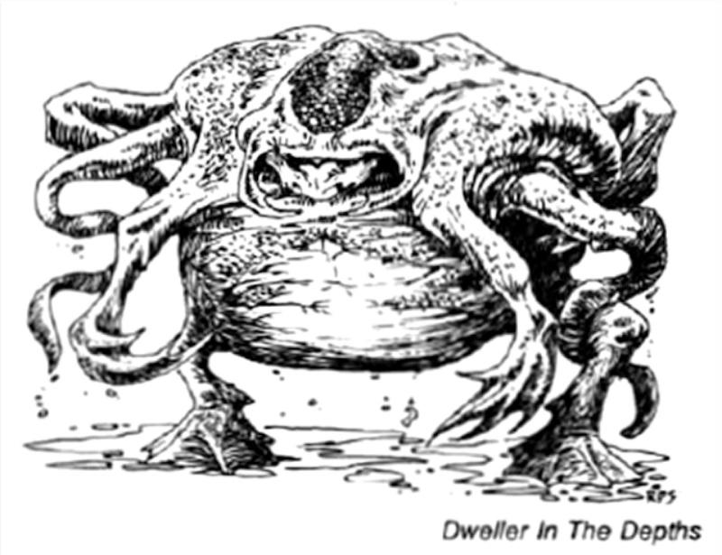Dweller in the Depths
