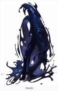 Haeshi-Shaa, the liquid form Haeshi (Paizo Inc)