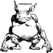 Tsathoggua (Chaosium)