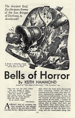 Las campanas del horror