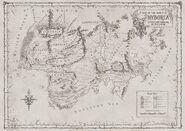 Hyborian Age Map (Internet)