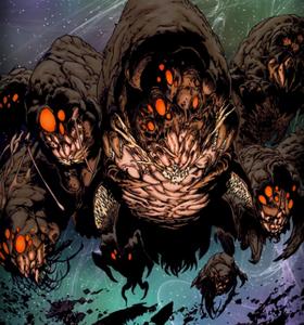 Daemon Ships (Marvel Comics)