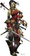 Tian 2 (Paizo Inc)
