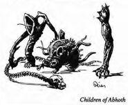 Children of Abhoth (Chaosium)