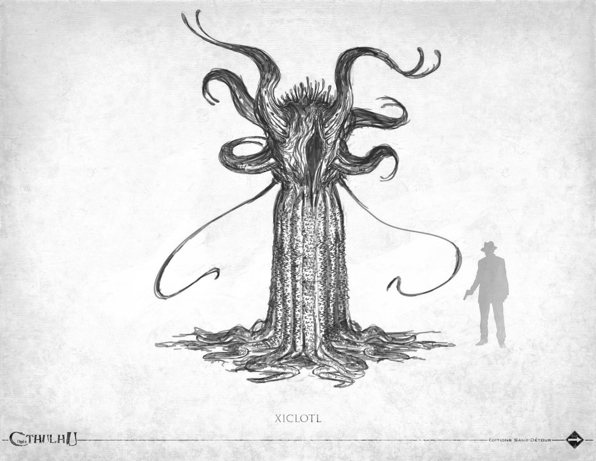 Seres de Xiclotl