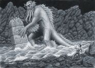 Dagon by brokenmachine86-d493kn2