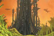 Aucturn, Citadel of the Black (Paizo Inc)