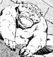 Tsathoggua (Marvel Comics)