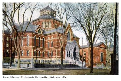 Universidad de Miskatonic