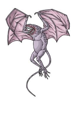 Bat-Winged Devils