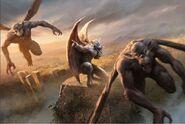 Winged Ones, Conan (Modiphius)