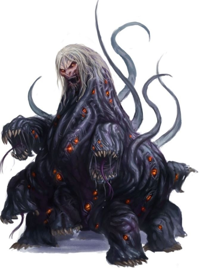 Spawn of Yog-Sothoth