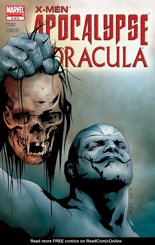 X-Men: Apocalypse vs Dracula