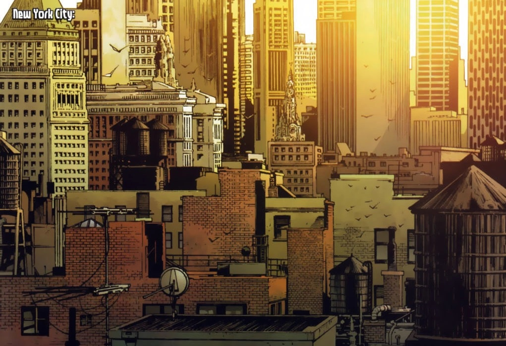New York (Marvel's Prime Reality)