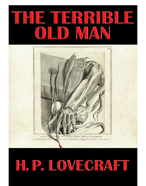 El Anciano Terrible (relato)