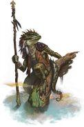 Lizardfolk (Paizo Inc)