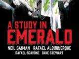 A Study in Emerald (comic book)