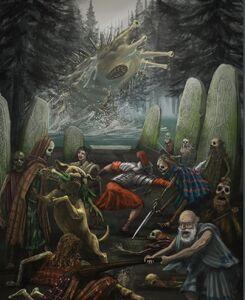 Cthulhu Invictus 14 (Golden Goblin Press)