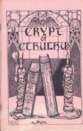 Crypt of Cthulhu May 1983