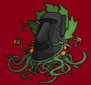 57 The Green God