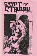 Crypt of Cthulhu November 1987