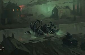 Shoggoth War Machine (Modiphius Entertainment)