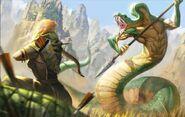Serpent-Folk (Modiphius)