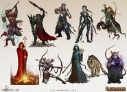 Characters 2 (Paizo Inc)