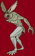 58 Were-Rabbit Humanoid