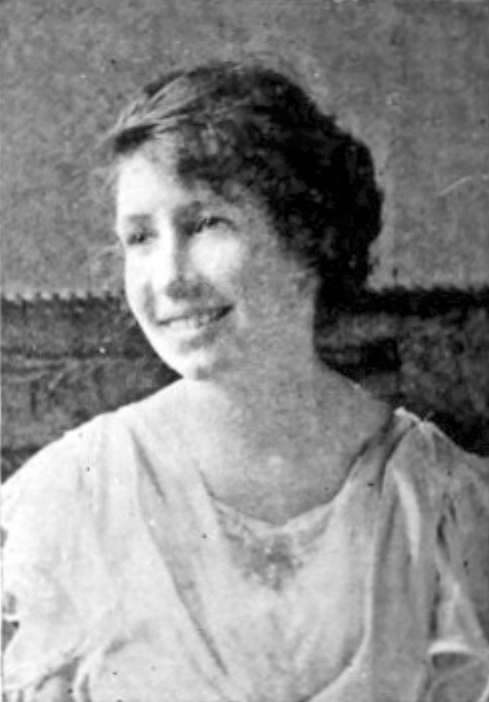 Anna Helen Crofts