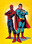 Earth-7642, Marvel-DC Crossover Universe (Marvel & DC Comics)