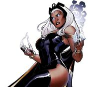 Ororo Munroe 2 (Marvel Comics)