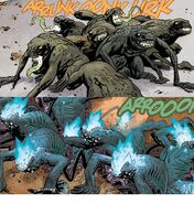 Frog Men (Dark Horse Comics)