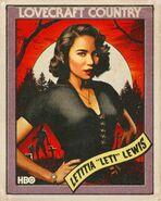 Introducing Letitia Lewis