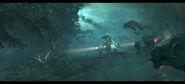 Lovecraft Shoggoth Chase